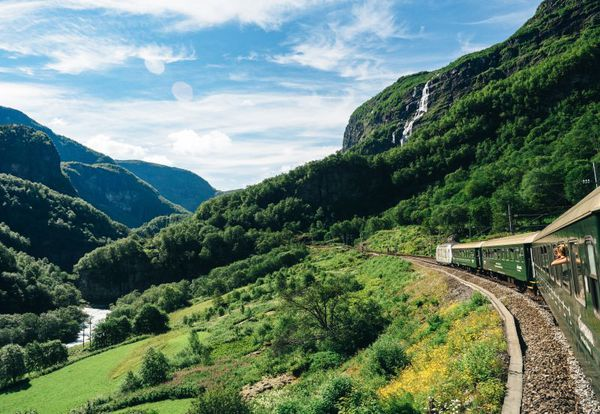 Flaam / Norwegia