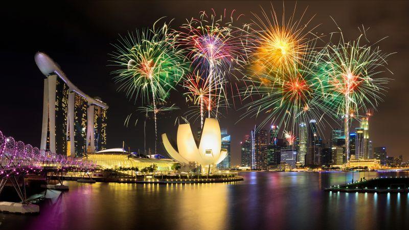 Sylwester Singapur