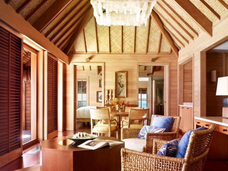 Four Seasons Bora Bora Resort Polinezja Francuska Hotel